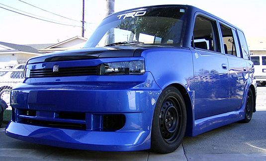 Rosie S Cars 04 Scion Xb