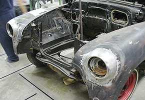 Rosie S Cars 51 Chevy